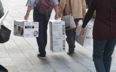 訪日外国人観光客のニーズが変化?モノ売りからコト売りへ
